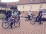 04.09.2015 Fahrradtour nach Rauschenberg zum Minigolf