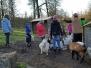07.04.2016 Osterferienprogramm - Übernachtung Tierpark Knüll