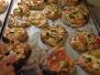 15.10.2013 Herbstferienprogramm - Apfelkuchen und Brot backen
