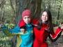 16.04.2014 Osterferienprogramm - Unterwegs im Wald