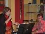 Live Act - Sandy Bruss mit Waldemar Mileyski