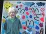 23.04.2014 Osterferienprogramm - Leinwand gestalten