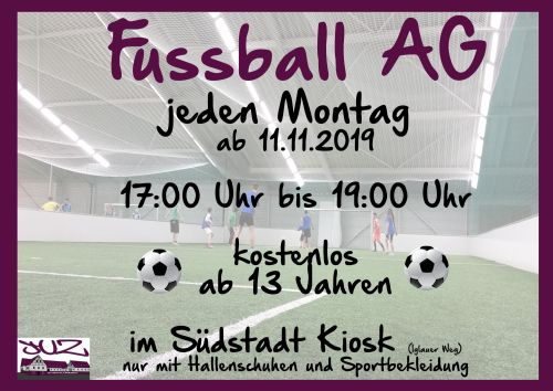 fussball AG 2019